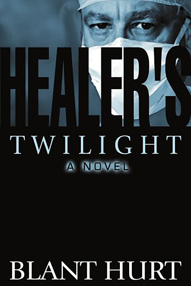 Healer's Twilight book cover image